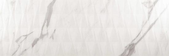 Calacatta Wall Matt White 40x120 | Newker