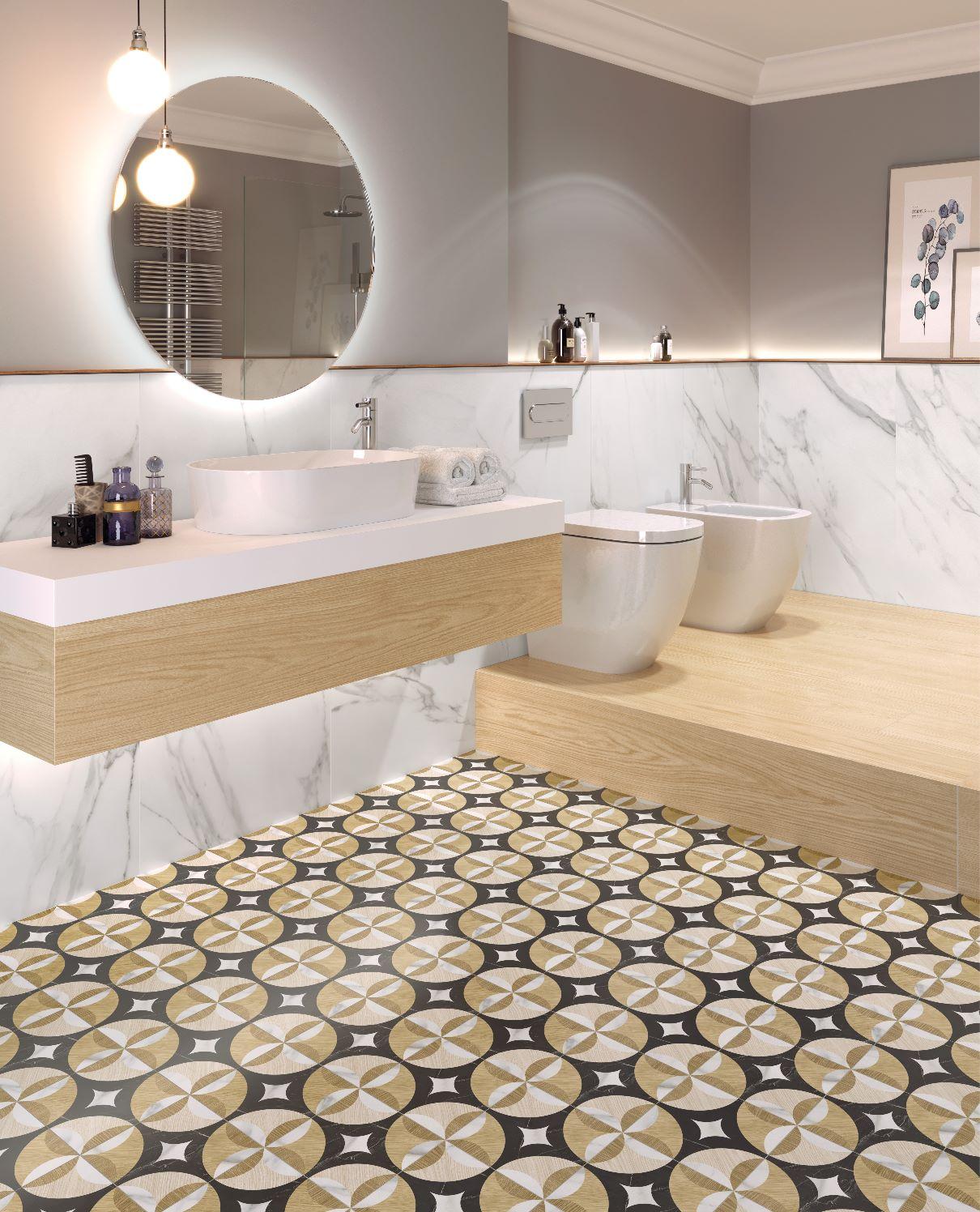 Lounge Orbit Multi 18,6x18,6 | Newker