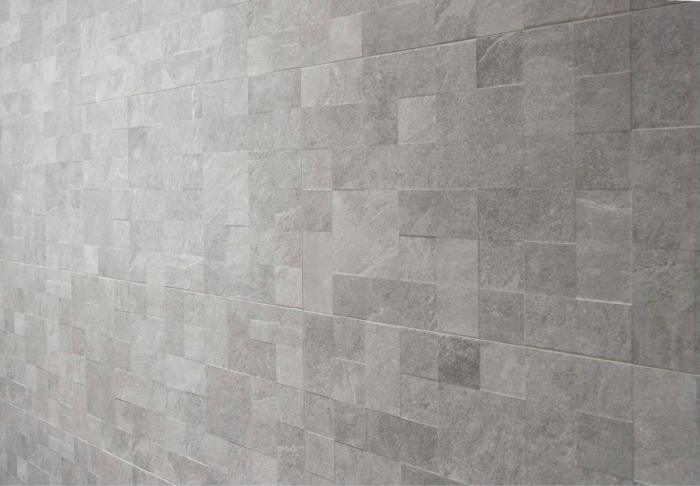Lava Mosaic Grey 45x90   Newker