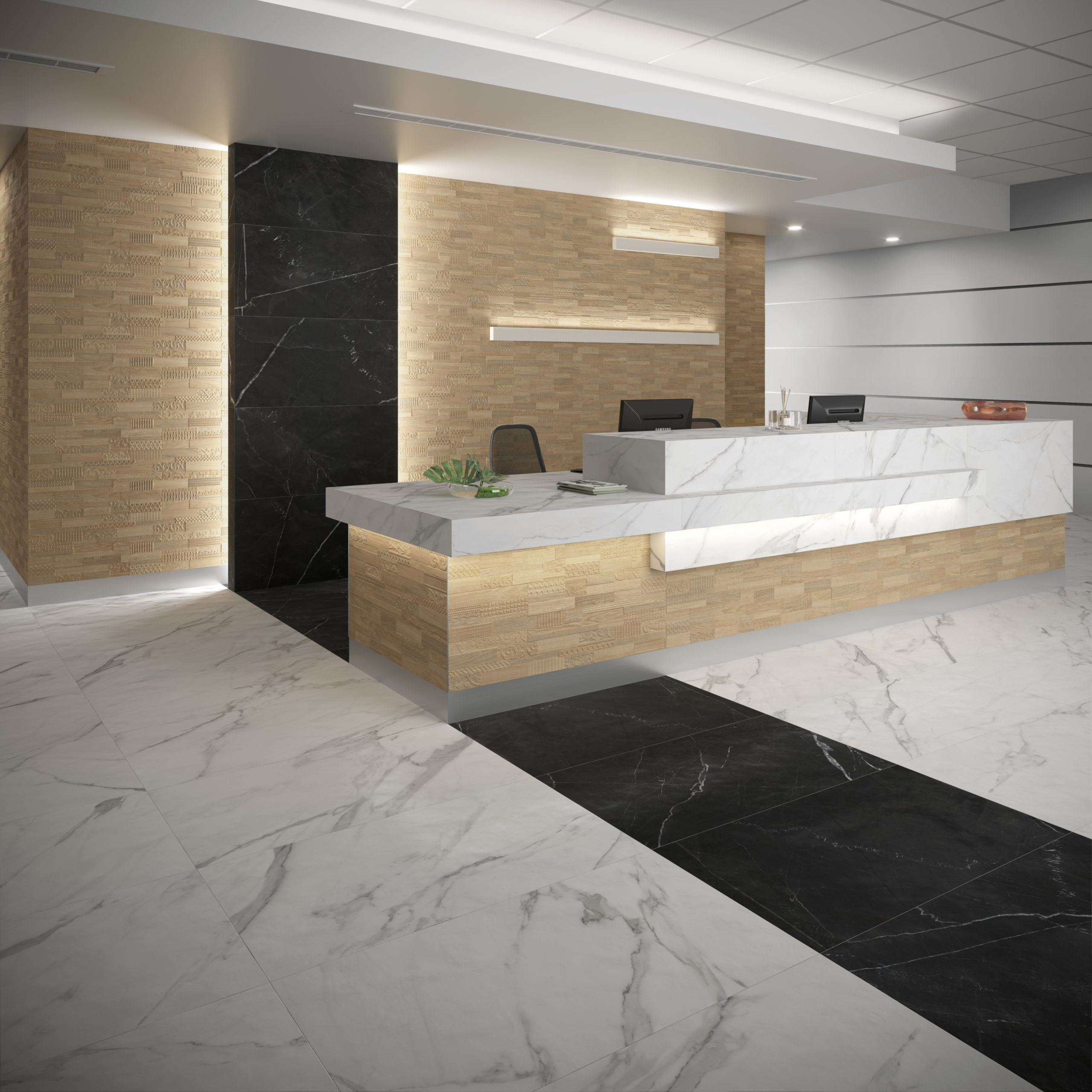 Lounge Decor Multi 40x120 | Newker
