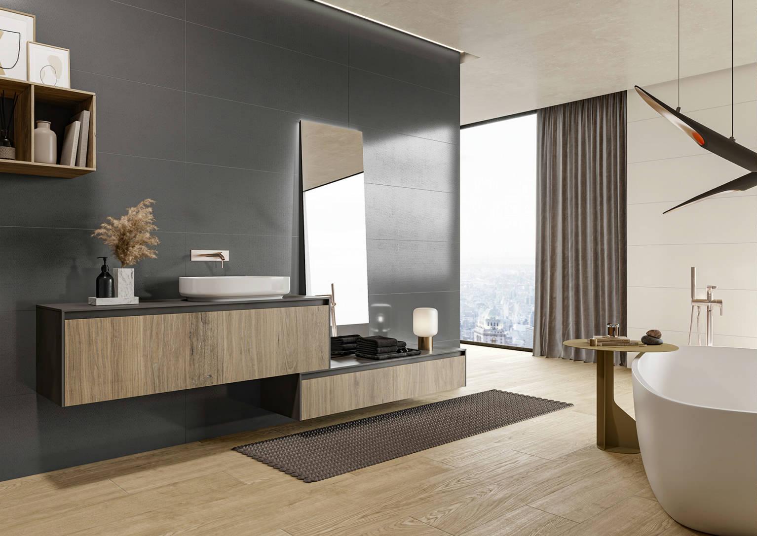 Lounge Walnut 25x150   Newker