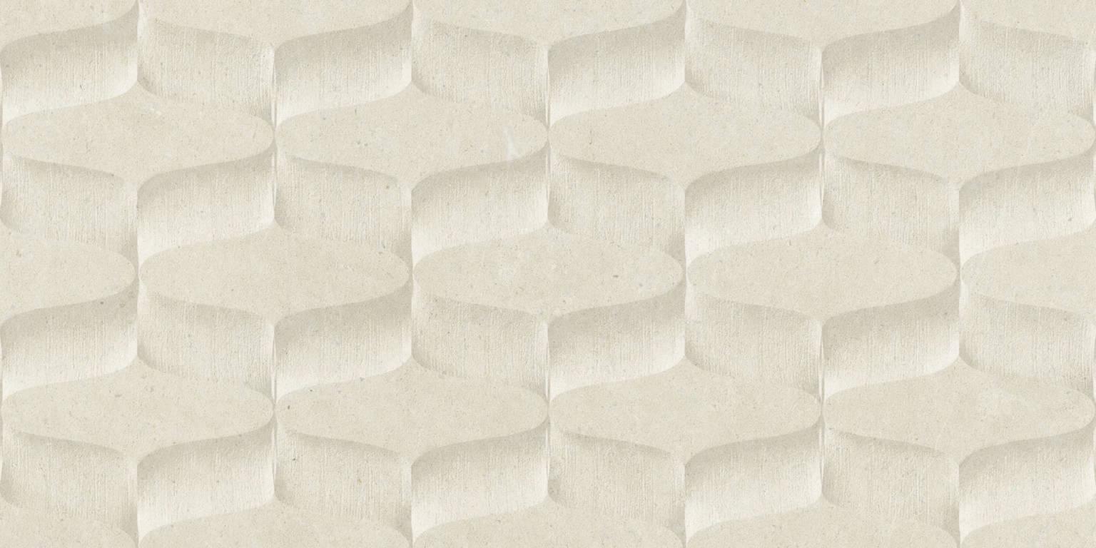 Qstone Decor Ivory 45x90 | Newker