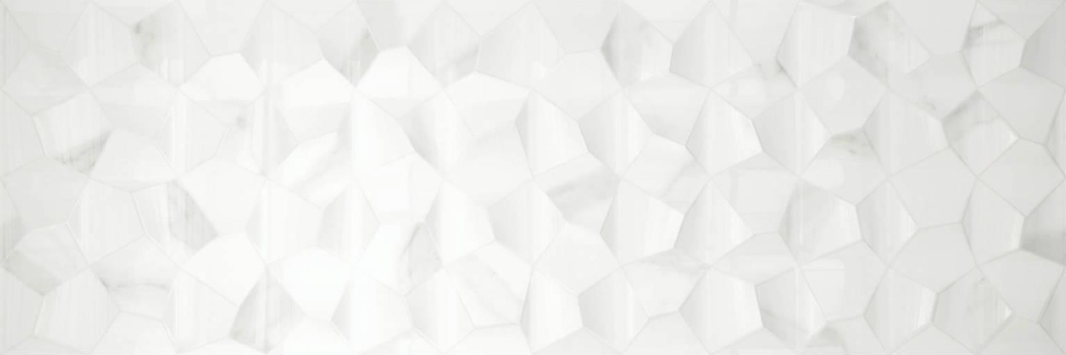 Statuario Decor White 29,5x90   Newker