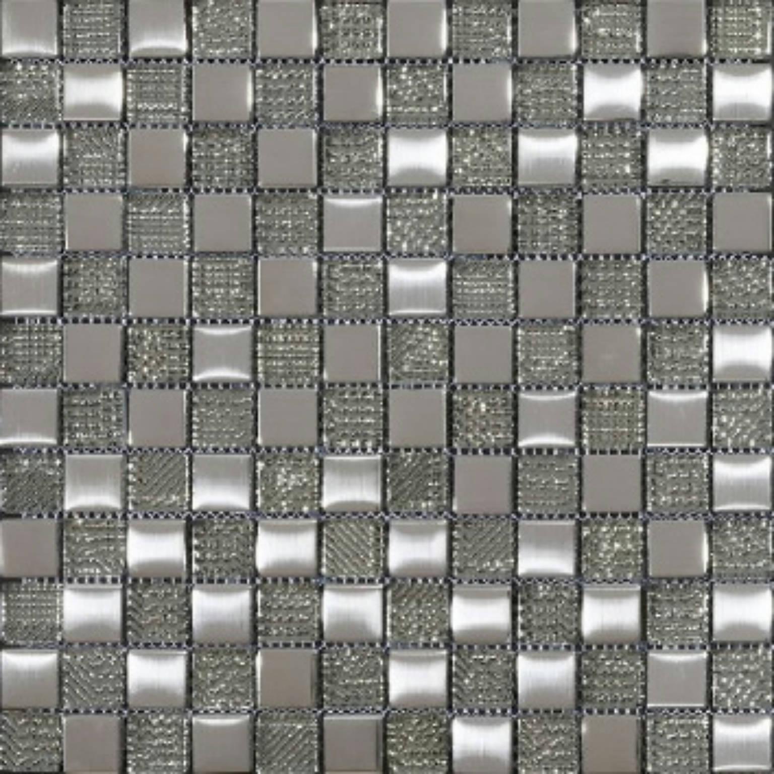 Malla Milo Silver 30x30 | Newker
